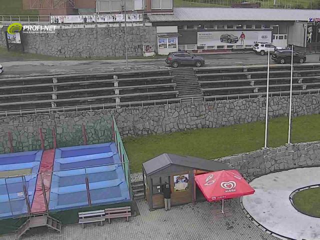 Webcam Skigebiet Strbske Pleso cam 9 - Hohe Tatra