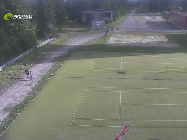 Webcam Skigebied Strbske Pleso cam 3 - Hoge Tatra