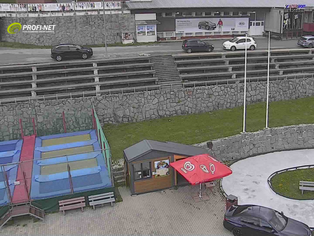 Webcam Skigebied Strbske Pleso cam 4 - Hoge Tatra