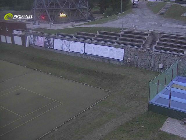 Webcam Skigebiet Strbske Pleso cam 4 - Hohe Tatra