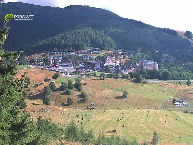 Webcam Skigebied Donovaly cam 8 - Grote Fatra