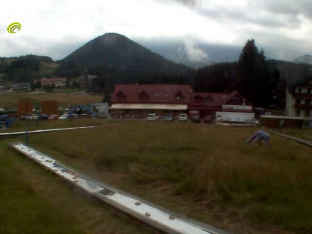 Webcam Skigebiet Donovaly Funpark - Große Fatra
