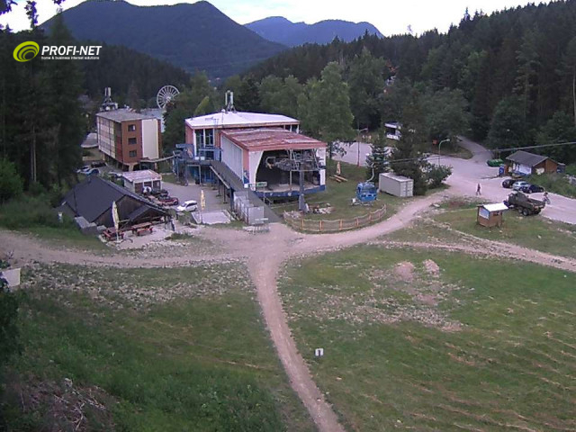 Webcam Skigebiet Ruzomberok cam 4 - Große Fatra