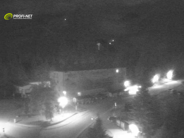 Webcam Ski Resort Strbske Pleso Panorama - High Tatras