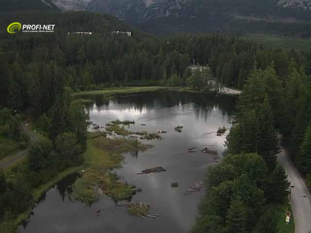 Webcam Skigebied Strbske Pleso cam 9 - Hoge Tatra