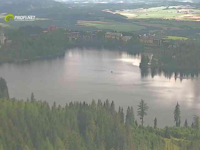 Webcam Skigebied Strbske Pleso cam 7 - Hoge Tatra