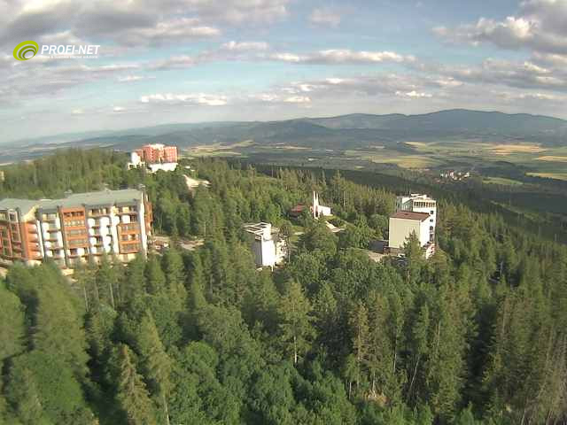 Webcam Skigebied Strbske Pleso cam 5 - Hoge Tatra