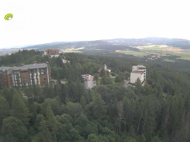 Webcam Ski Resort Strbske Pleso cam 5 - High Tatras